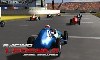 Screenshot of Racing Legends