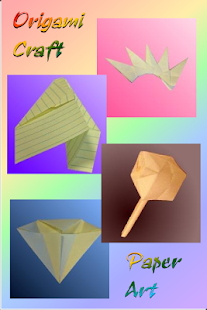 Origami Craft Paper Art - screenshot thumbnail