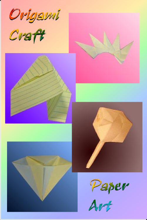 Origami Craft Paper Art - screenshot