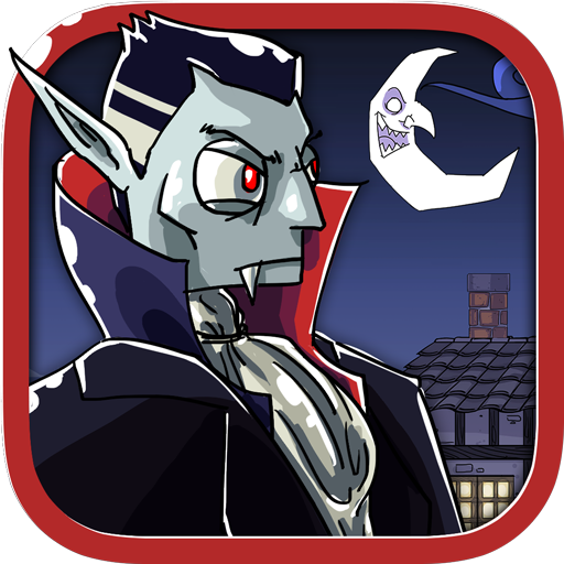 Dracula Quest: run for blood ! 冒險 App LOGO-硬是要APP