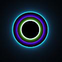 Galaxy Color Halo HD PRO LWP icon