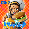 Hot Burger Maker Demo icon