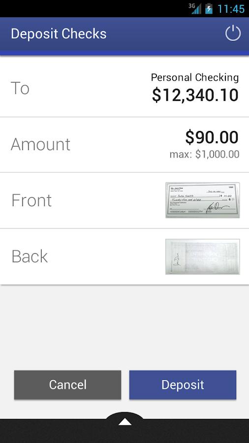 MAFCU Mobile Banking App - screenshot