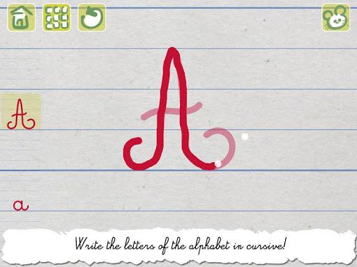 蒙台梭利字母表动物