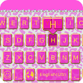 Luxury Theme_Emoji Keyboard