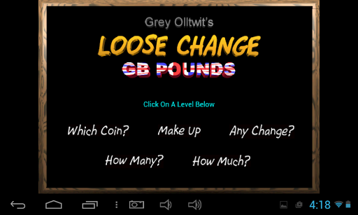 Loose Change GBP image | 6