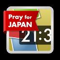 Instaqlock # prayforjapan icon