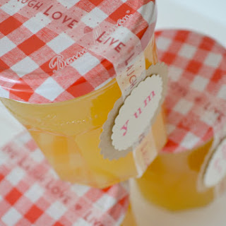 Apple Ginger Jelly