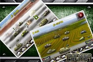 Screenshot of Panzer War