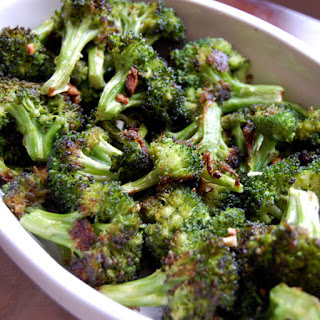 Garlic Roasted Broccoli.