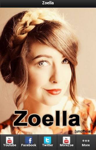 Zoella - fan