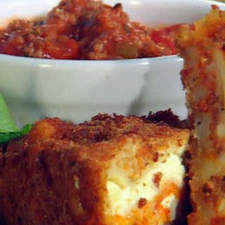 Deep-Fried Lasagne Recipe