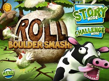 Roll: Boulder Smash! Screenshot 6