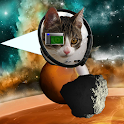 Space War Cats DUMB ASTEROIDS