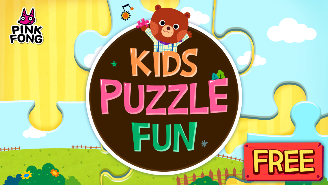 Kids Puzzle Fun - screenshot
