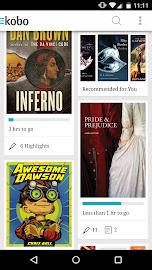 Kobo Books Screenshot 1