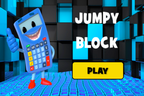 Jumpy Block