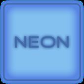 Better Keyboard Neon Skin