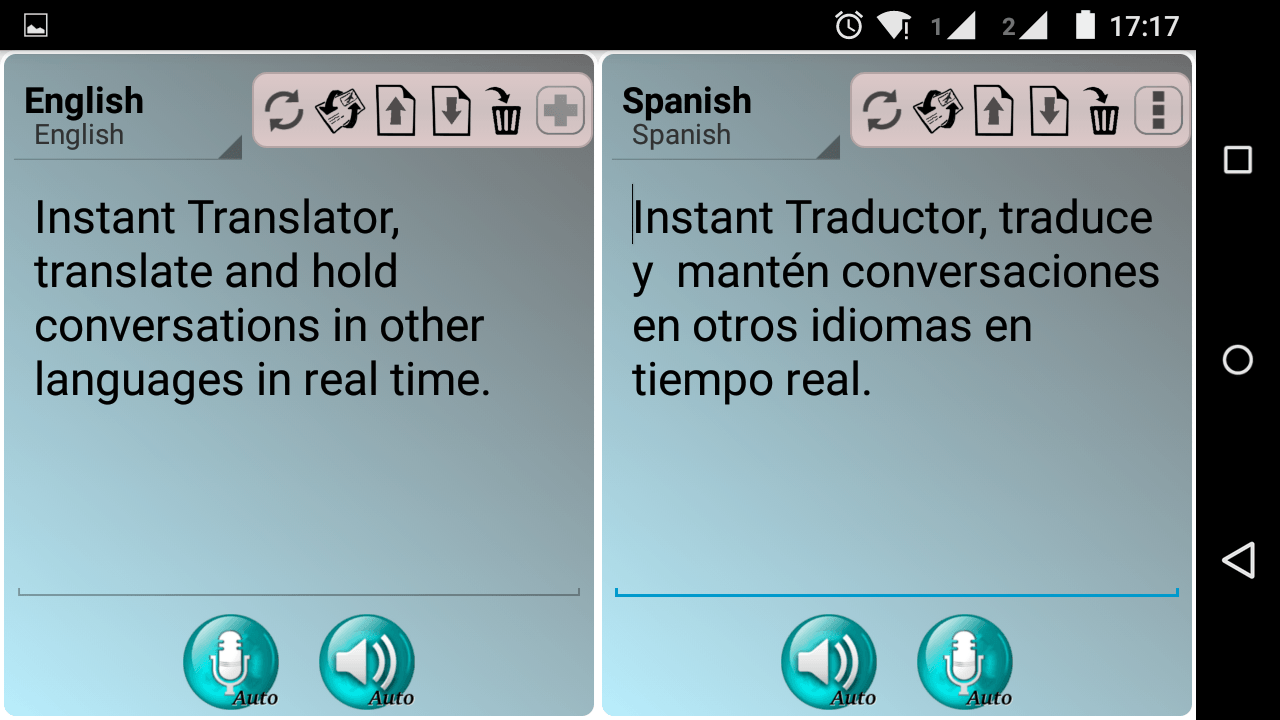 Instant Translator (Translate) - screenshot