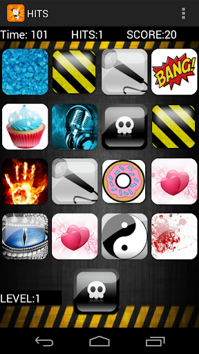 Hits Cards Icons