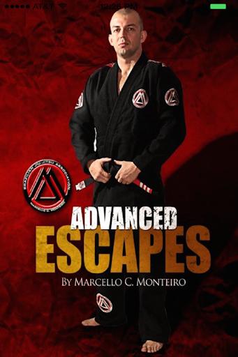 BJJ Adv. Escapes - Jiu Jitsu