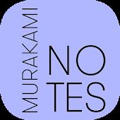 Murakami Notes