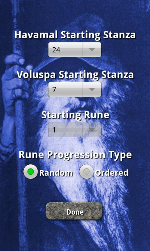Daily Asatru- screenshot