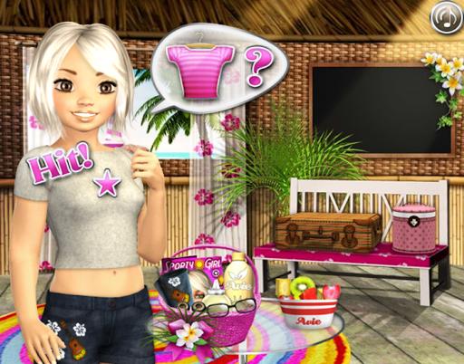 扮靚Avie將。女孩遊戲|玩休閒App免費|玩APPs