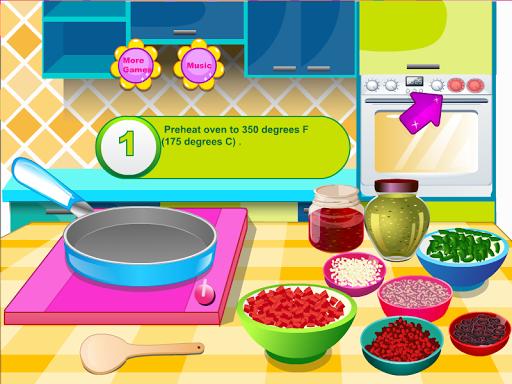 ブリトーパイ料理ゲーム