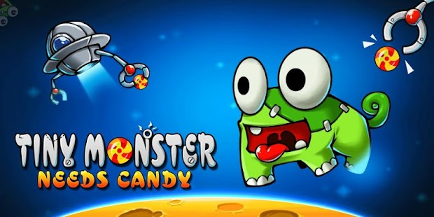 小怪物愛糖果
