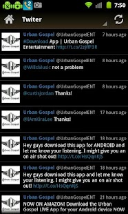 Urban Gospel LIVE - screenshot thumbnail