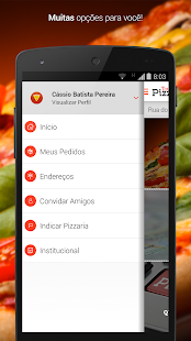 Touch Pizza - Pizza Delivery- screenshot thumbnail