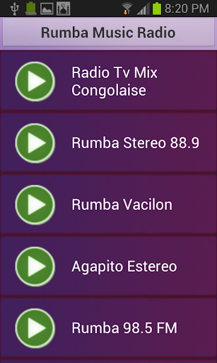 Rumba Music Radio