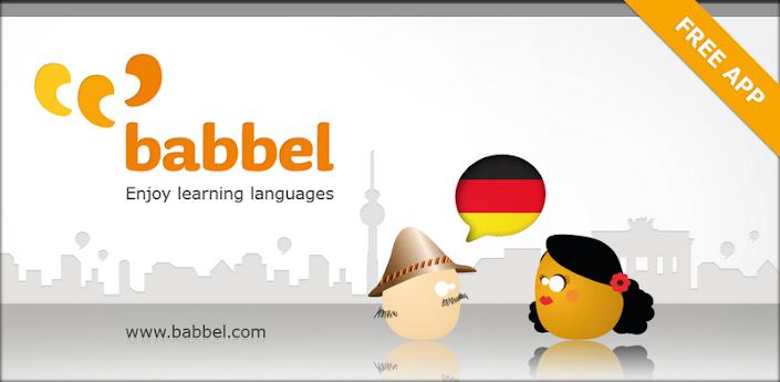 Imparare il tedesco con Babbel