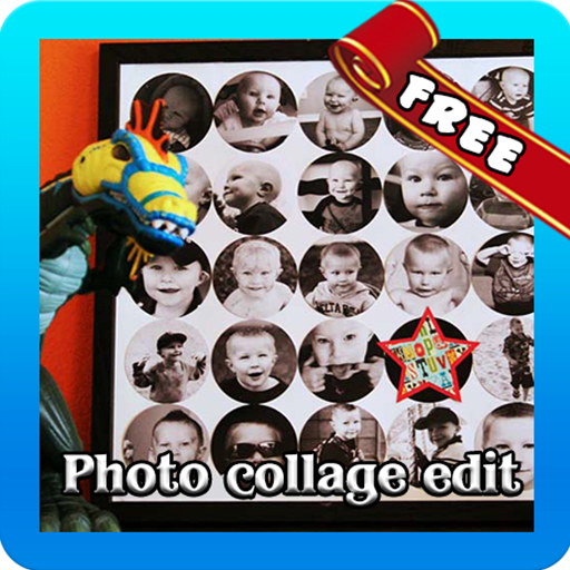 Official Photo Collage Editor LOGO-APP點子