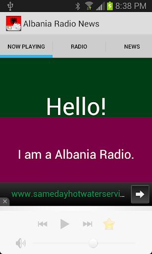 Albania Radio News