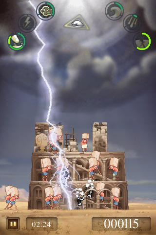 BABEL Rising- screenshot