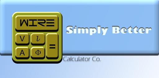 Wire size calculator apps on google play keyboard keysfo Gallery