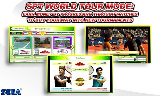 Virtua Tennis™ Challenge- screenshot thumbnail