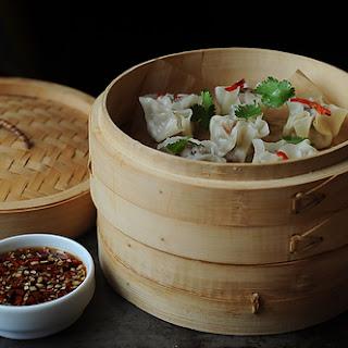 Vietnamese Style Shu Mai.