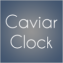 Caviar Clock (UCCW) icon