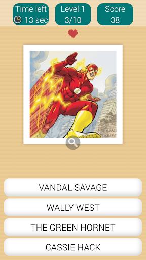 免費下載益智APP|猜的超級英雄人物 app開箱文|APP開箱王