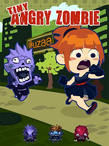 Tiny Angry Zombie