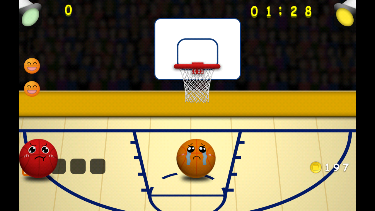 Pudding Ball- screenshot