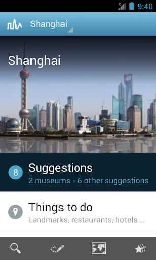 Shanghai Guide by Triposo