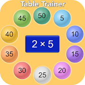 Table Trainer by NumberGym