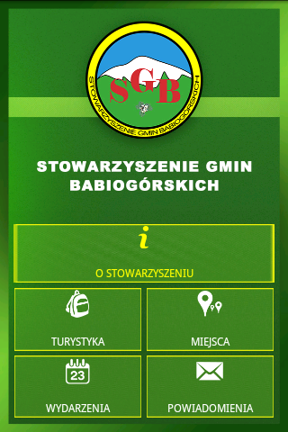 Babiogórskie MOBILE- screenshot