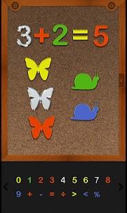 Magnetic Alphabet for Tablets