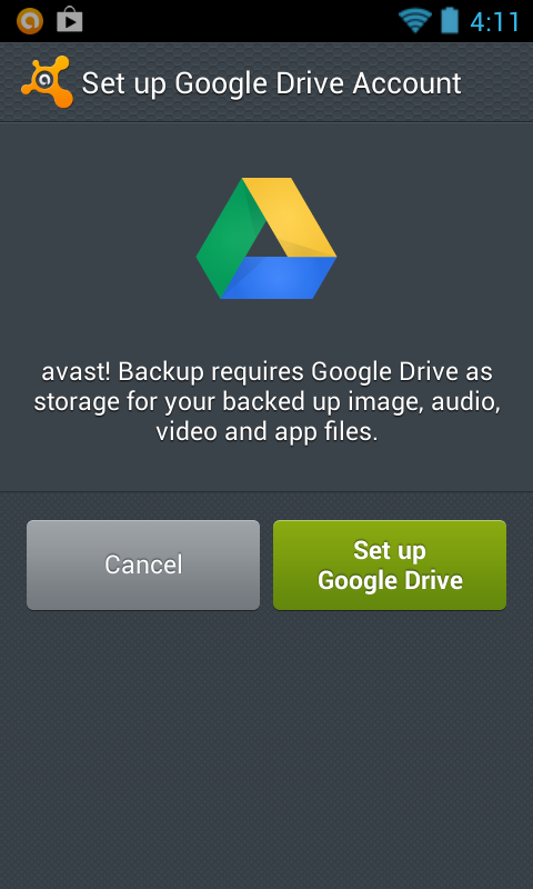 Mobile Backup & Restore - screenshot