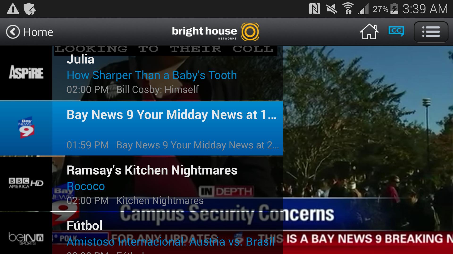 bright house tv - revenue & download estimates - google play store - us